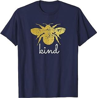 Vintage Be Kind - Bumblebee Bee Kind Kindness Gift T-Shirt