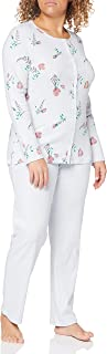 Triumph Women's Timeless Cotton PK Buttons Pajama Set