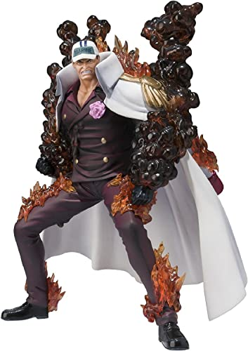 Bandai - Figurine One Piece Figuarts Zero - Akainu Sakazuki Battle Version 18cm - 4543112831293