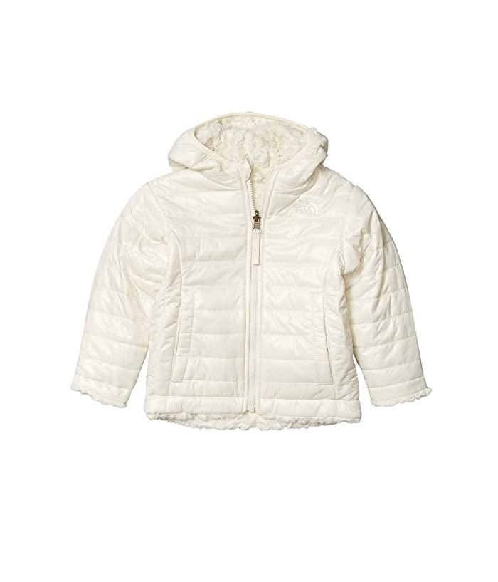 Reversible Mossbud Swirl Jacket (Toddler) Vintage White
