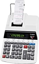 $78 » Canon MP41DHIII Printing Calculator 14-Digit 9-Inch x14-Inch x3-1/4-Inch Gray