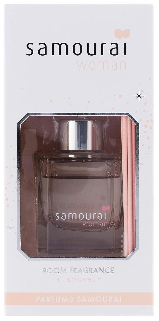 生態学上回る陰謀Samourai woman(サムライウーマン) サムライウーマン ルームフレグランス サムライウーマンの香り 60ml