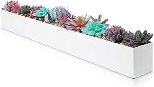 Modern Rectangle Planter Box - 32