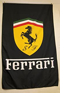 ferrari flags banners
