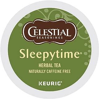 Celestial Seasonings Sleepytime Herbal Tea, Keurig Single-Serve K-Cup Pods, 12 Count
