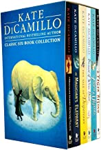 Kate Dicamillo Classic Six Books Box Collection Set (The Miraculous Journey of Edward Tulane, The Magician's Elephant, The...