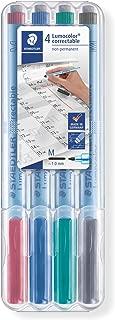 Staedtler Lumocolor correctable Pens, 305MWP4