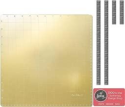 Foil Quill Magnetic Mat 12