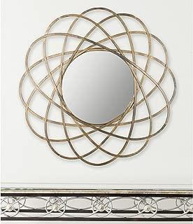 Safavieh Home Collection Galaxy Mirror, Antique Gold