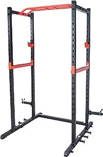 Sunny Health & Fitness Power Zone Strength Rack Power Cage