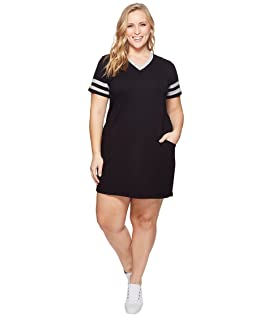 Plus Size Sadie V-Neck Dress