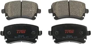 TRW TPC1018 Premium Ceramic Rear Disc Brake Pad Set