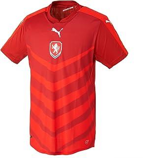 PUMA Herren Trikot Czech Republic Home Replica Shirt