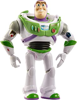 Disney Pixar Toy Story 4 Basic Figure - Buzz Lightyear