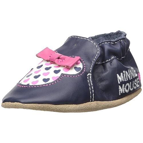 7df6a3d32605 Minnie Mouse Baby Shoes  Amazon.com