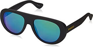 Havaianas - Rio/M Z9 O9N 54 Gafas de sol, Negro (Black/Grey), Unisex Adulto