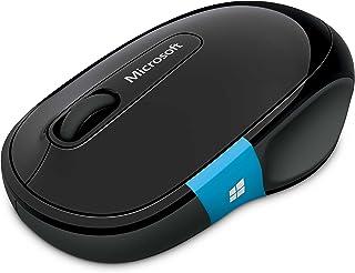 Microsoft H3S-00005 Sculpt Comfort Mouse Win7/8 Bluetooth EN/XT/ZH/HI/KO/TH APAC Hdwr Black