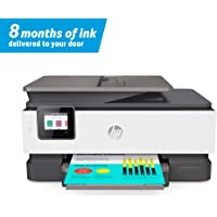 Deals on HP OfficeJet Pro 8035 AIO Color Inkjet Printer w/Instant Ink