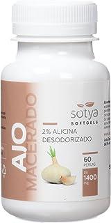 SOTYA - SOTYA Ajo Macerado 60 perlas 1000 mg