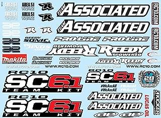Team Associated 71131 T6.1 Decal Sheet