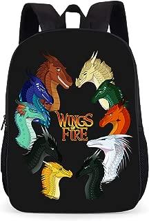 DDLI WOF Wings Of Fire All Dargon Schoolbag Backpack