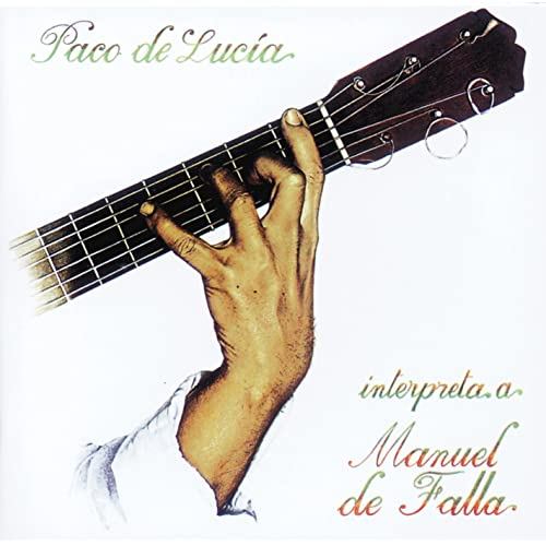 Amazon.com: Paco De Lucia Plays De Falla: Paco de Lucía: MP3 ...