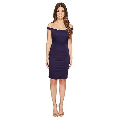 ZAC Zac Posen Daniella Dress (Ocean Floor) Women