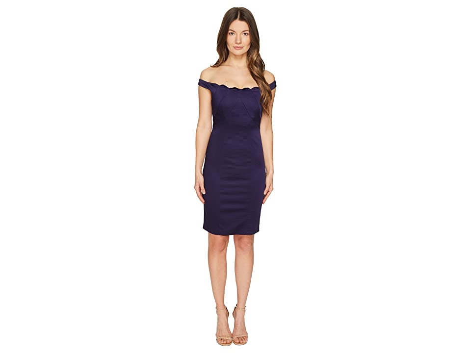 ZAC Zac Posen Daniella Dress (Ocean Floor) Women