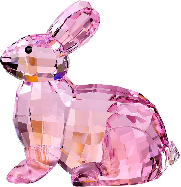 Crystal Bunny Rabbit Animal Collectible Figurine Very popular G Cute Import Birthday