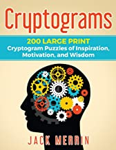 Best cryptoquip puzzle books Reviews
