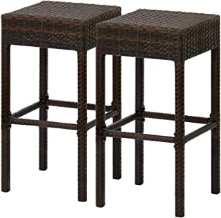 wicker bar stools australia