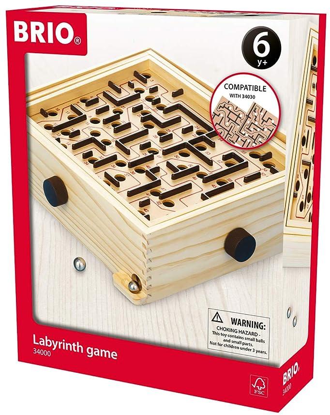 失礼農学拡声器BRIO BRIOラビリンスゲーム 34000