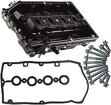 Bapmic 55564395 Engine Valve Cover Camshaft Rocker Cover for Chevrolet Pontiac Saturn Cruze Sonic G3 Astra 1.8L 1.6L