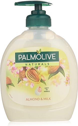 Palmolive Naturals Delicate Care Jabón Líquido de Manos - 300 ml