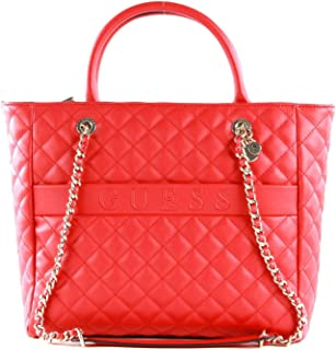 Guess Illy Elite Tote Red