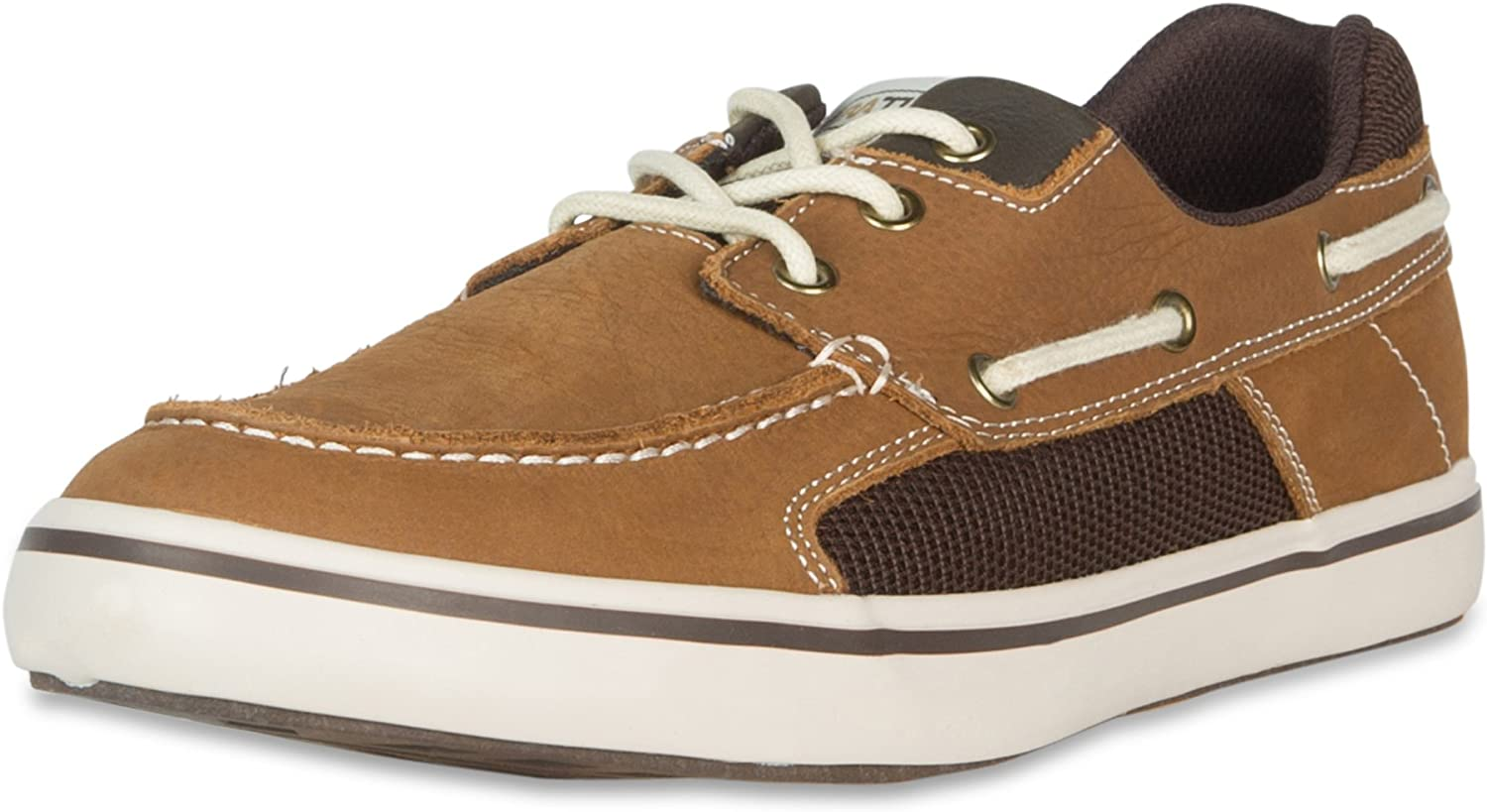 Xtratuf Finatic II Men's Leather Deck 10 Shoes Indianapolis Mall Tan 2021 new