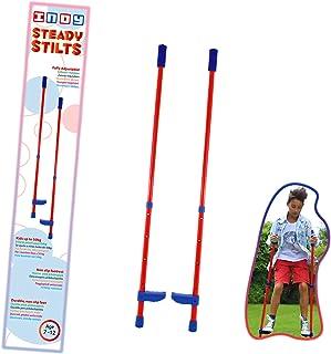 comprar comparacion Indy Steady Zancos, Infantil, Rojo, Medium