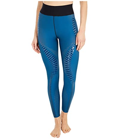 Ultracor Croc Palisades Ultra High Leggings (Seagreen/Transparent Lucido) Women