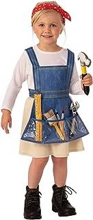 Rubie's Opus Collection Child's Ms. Fixit Costume, Medium