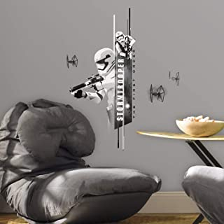 RoomMates Star Wars The Force Awakens Ep VII Stormtroopers Peel and Stick Wall Decals