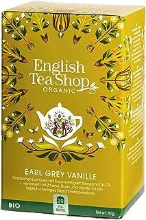 English Tea Shop - Earl Grey Vanille, BIO, 20 Teebeutel - DE-Version