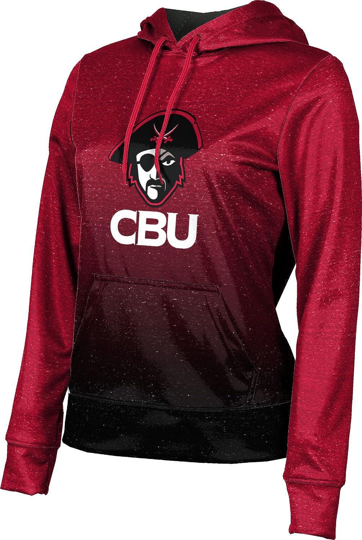 Christian Brothers University Girls' Pullover Hoodie, School Spirit Sweatshirt (Ombre)