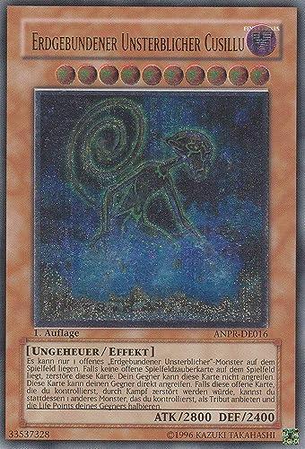 ANPR-DE016 - Erdgebundener Unsterblicher Cusillu - Ultimate Rare - Yu-Gi-Oh - Deutsch - 1. Auflage