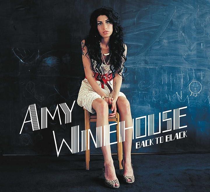 Amy winehouse - back to black - vinile  universal music B000P5FG1I