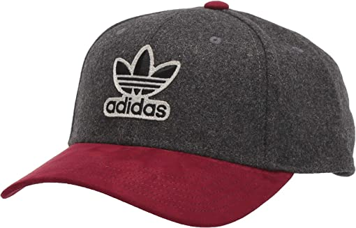 Heather Dark Grey/Collegiate Burgundy