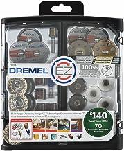 دريميل EZ725 طقم تخزين الملحقات متعدد الأغراض 70 قطعة
