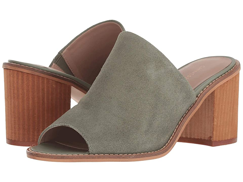 Chinese Laundry Carlin (Olive Split Suede) Women