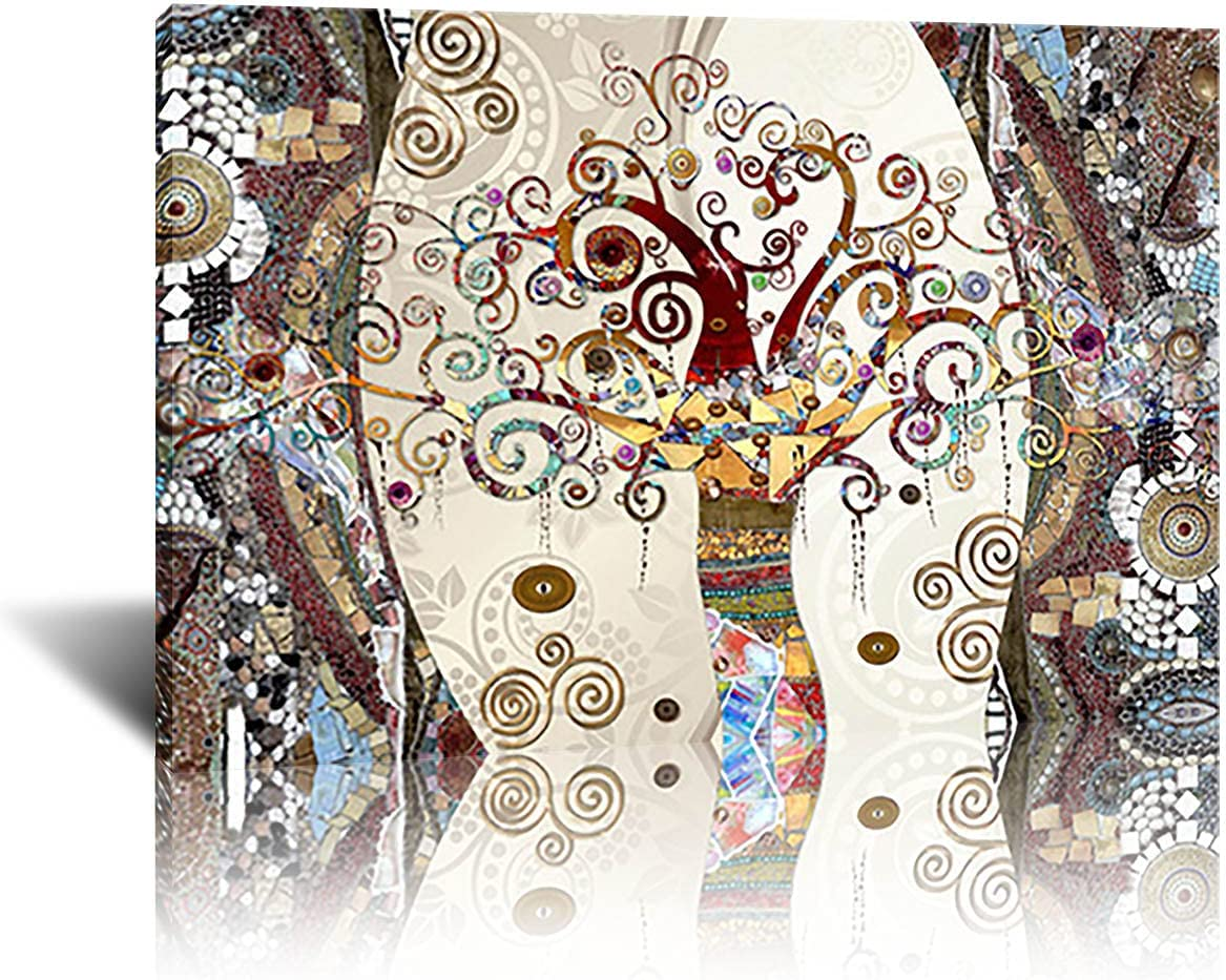 Famous The Tree of Life Popular brand in the world By Gustav Poster Wall Painting Super sale Art Klimt
