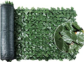 Artificial Hedge Leaves Faux Lvy Leaf Privacy Fence Screen Fit For Tuindecoratie Backyard Hek Mesh Balkon Omheining Van De...