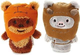 Hallmark itty bittys Ewok Buddies Set Stuffed Animals